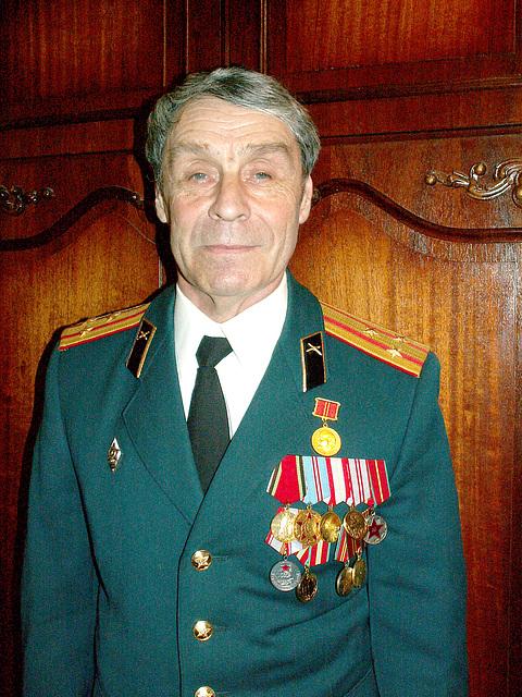 Russian Colonel