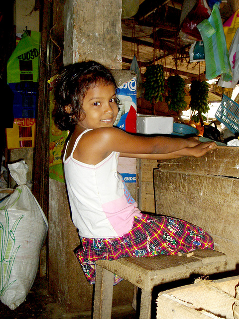 Tangalle Market