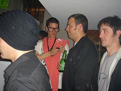iPod Battle à Cannes