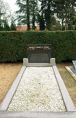 Grave of Maurits Escher
