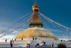 Bodnath Kathmandu Nepal is one of Tibetan souls