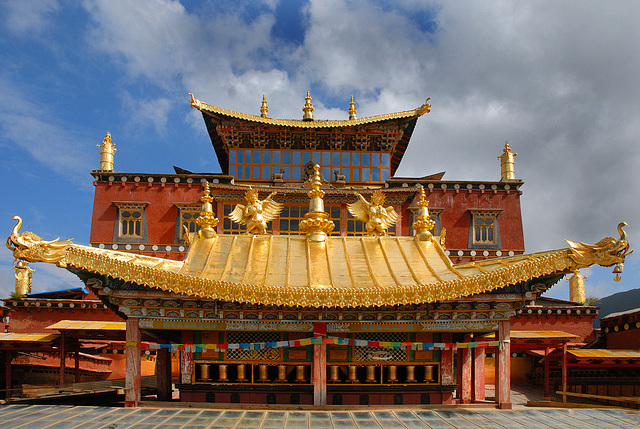 Zhongdian Songzanlin Monastery