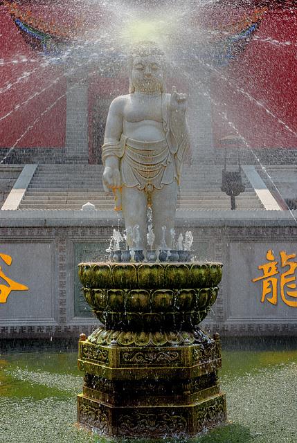 Young Buddha Statue in Dali, Yunnan