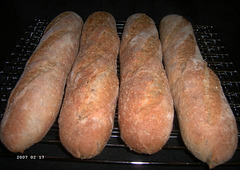 Plattelandsbaguettes 1