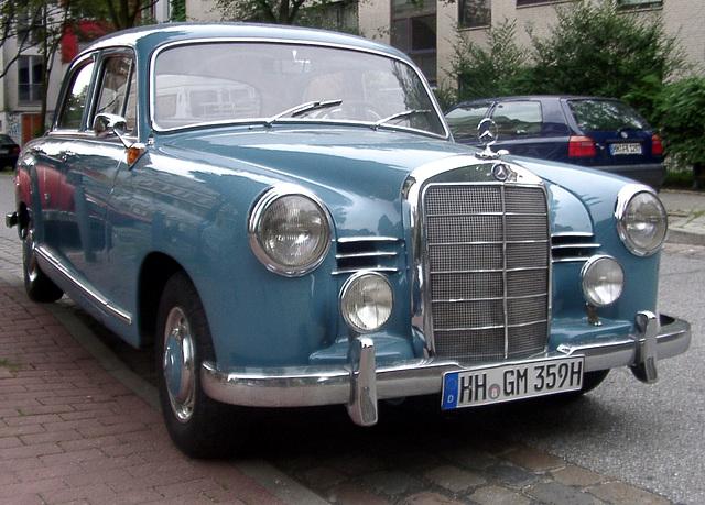 Old Daimler
