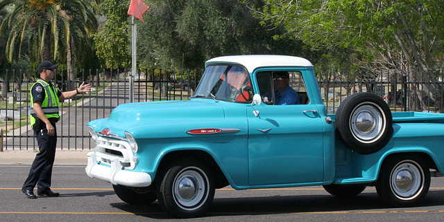 1957 Chevy Pickup (9784)
