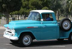 1957 Chevy Pickup (9785)