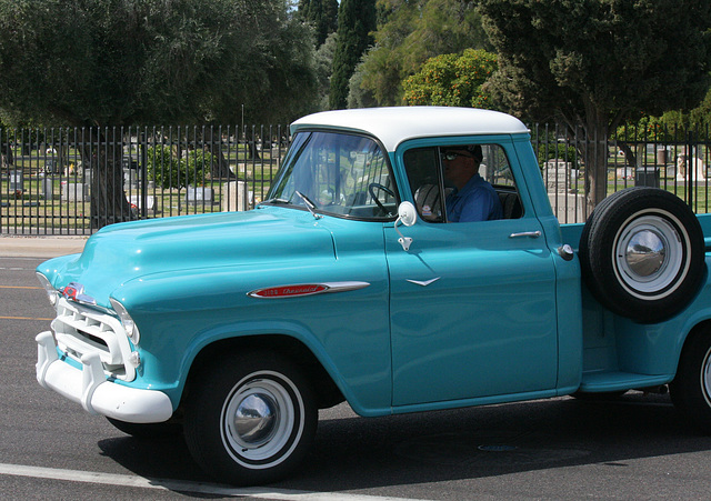 1957 Chevy Pickup (9786)
