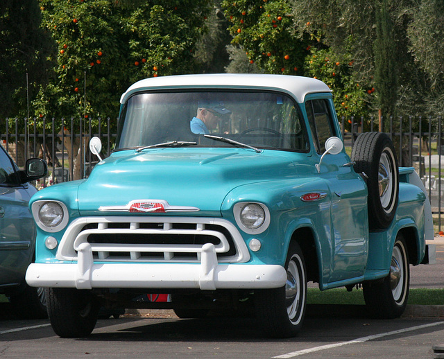 1957 Chevy Pickup (9791)