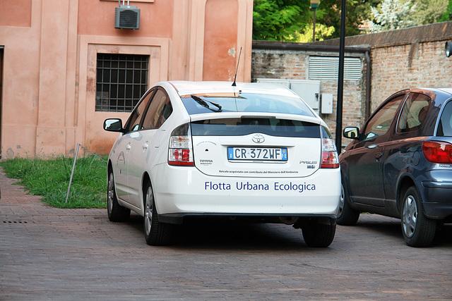 Ferrara - Toyota Prius