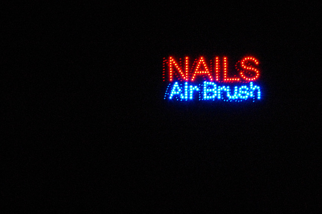 NAILS Air Brush