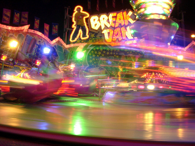 Break Dancer No. 2