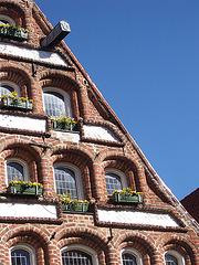 Lüneburg  in der Grapengießerstrasse