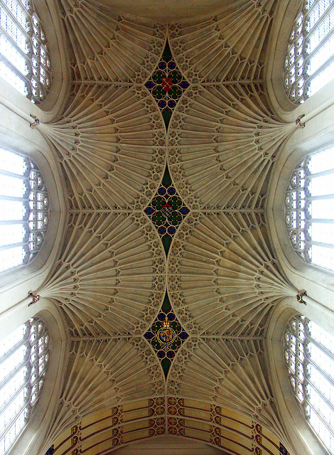 Bath Cathedral - nave