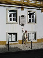 Azeitão, Sebastião da Gama (dead poet) home
