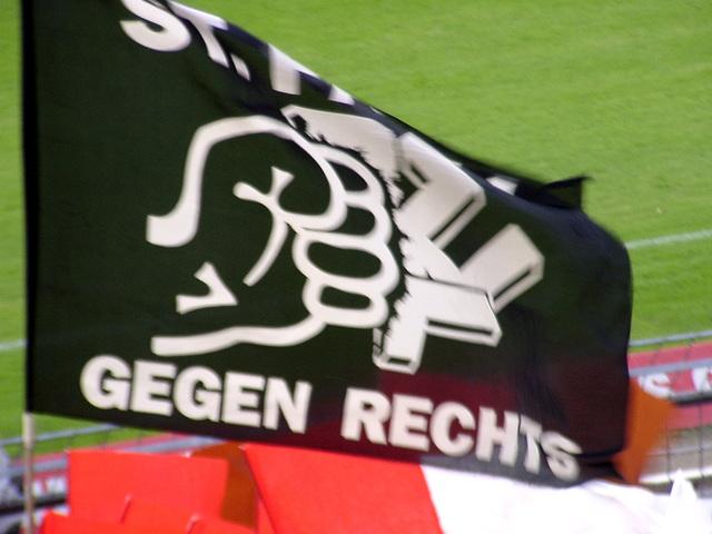 St.Pauli gegen Rechts / St. Pauli against right-wings