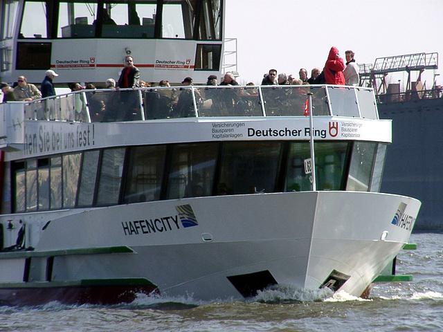 """Ferry """"Hafencity"""""""
