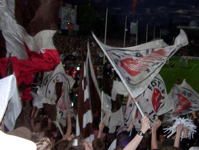 FC St.Pauli-Flags