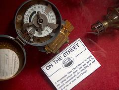 In the old gasworks museum in Fakenham, GB / HPIM6526
