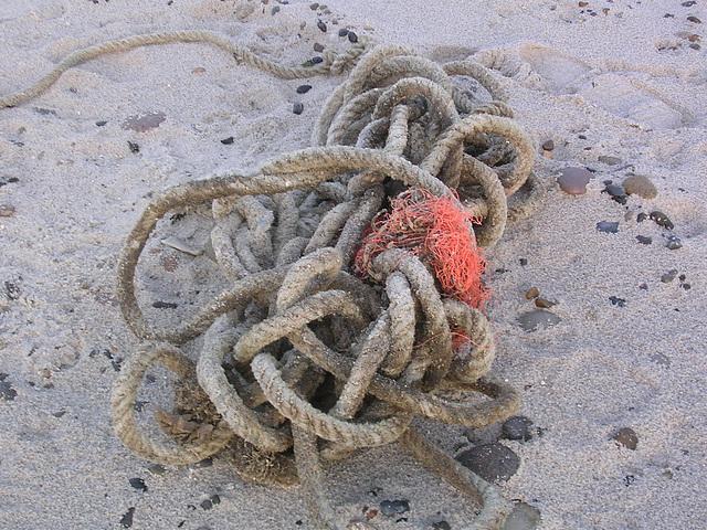 Gordischer Knoten - Strandgut 6
