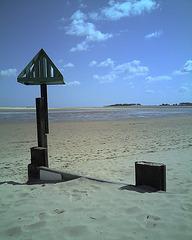 Beach near Fakenham (GB) / 070519 104532