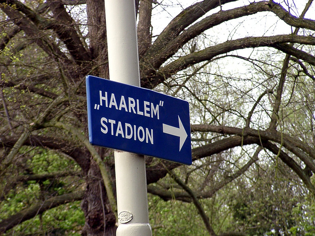 Haarlem Stadion (outside the USA)