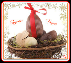 ** Joyeuses fêtes de Paques à vous **
