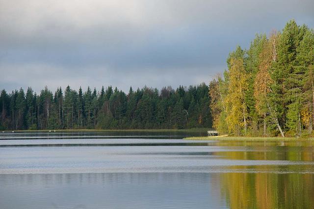Herbstwaldsee