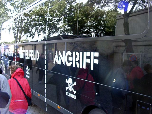 Abwehr | Mittelfeld | Angriff (Defense | Midfield | Offense)