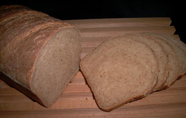 Zuster Maries volkorenbrood 2