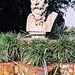 Statue of Tagore in Tagore Park, Mangalore