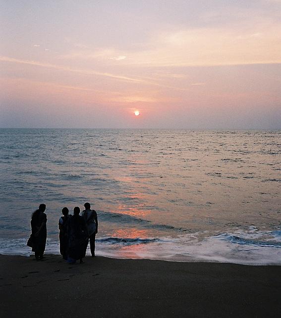 Ullar beach near Mangalore.
