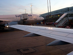 Lufthansa A300-600 Donauwörth