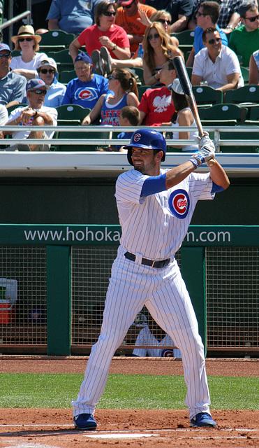 Chicago Cubs Batter (0025)