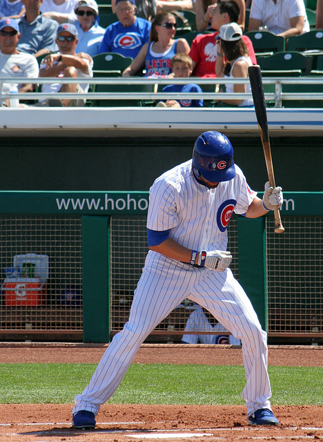 Chicago Cubs Batter (0027)