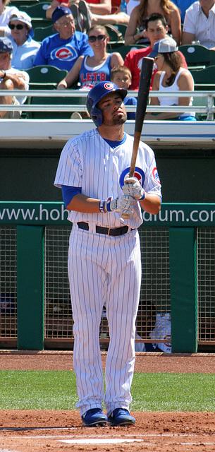Chicago Cubs Batter (0030)