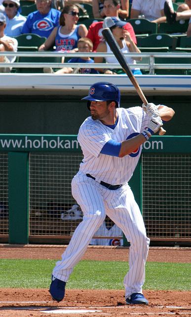 Chicago Cubs Batter (0035)
