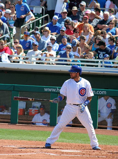Chicago Cubs Batter (0136)