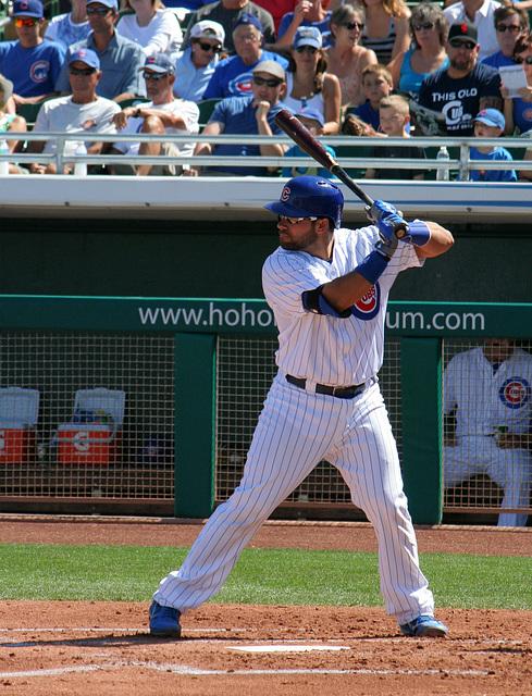 Chicago Cubs Batter (0141)