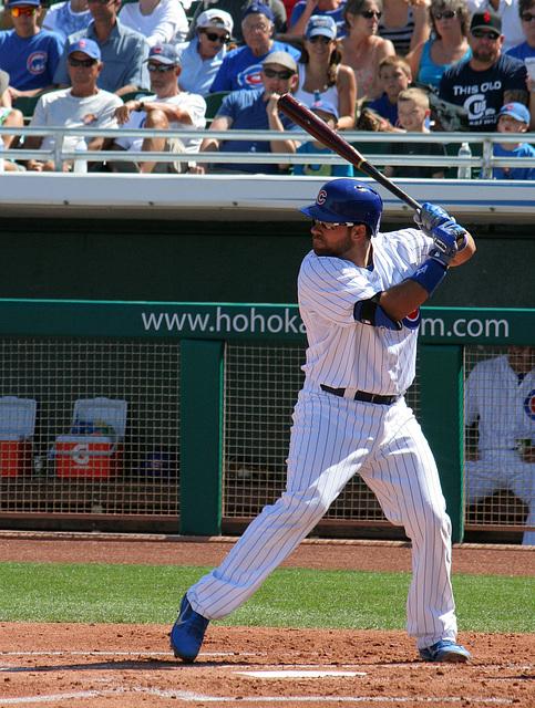Chicago Cubs Batter (0142)