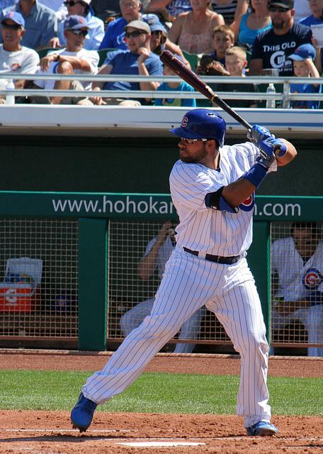 Chicago Cubs Batter (0145)