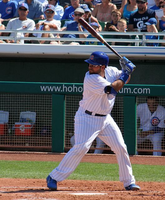 Chicago Cubs Batter (0146)
