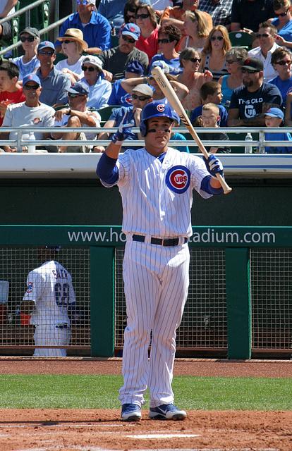 Chicago Cubs Batter (0176)