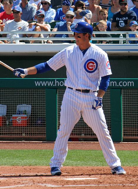 Chicago Cubs Batter (0181)