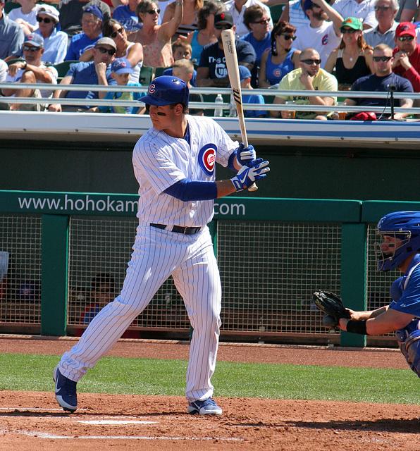 Chicago Cubs Batter (0186)
