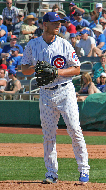 Chicago Cubs Pitcher (0346)