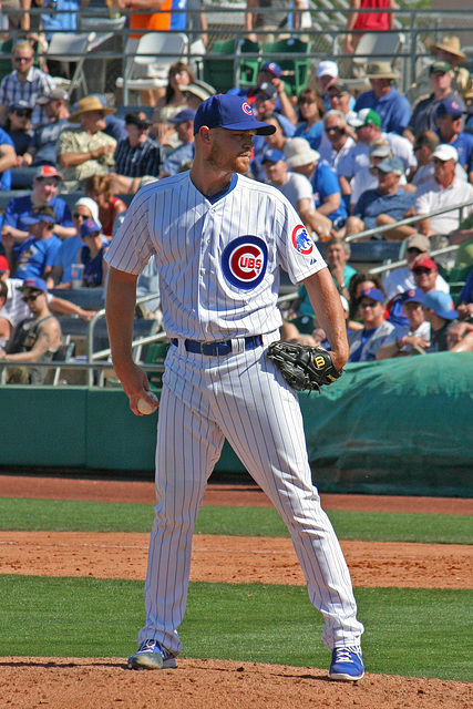 Chicago Cubs Pitcher (0360)