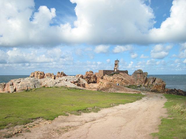 Phare de l'île de Bréhat