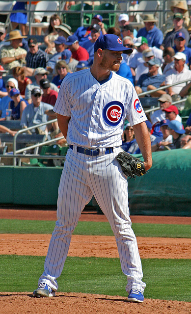 Chicago Cubs Pitcher (0361)