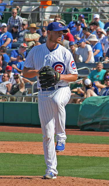 Chicago Cubs Pitcher (0362)